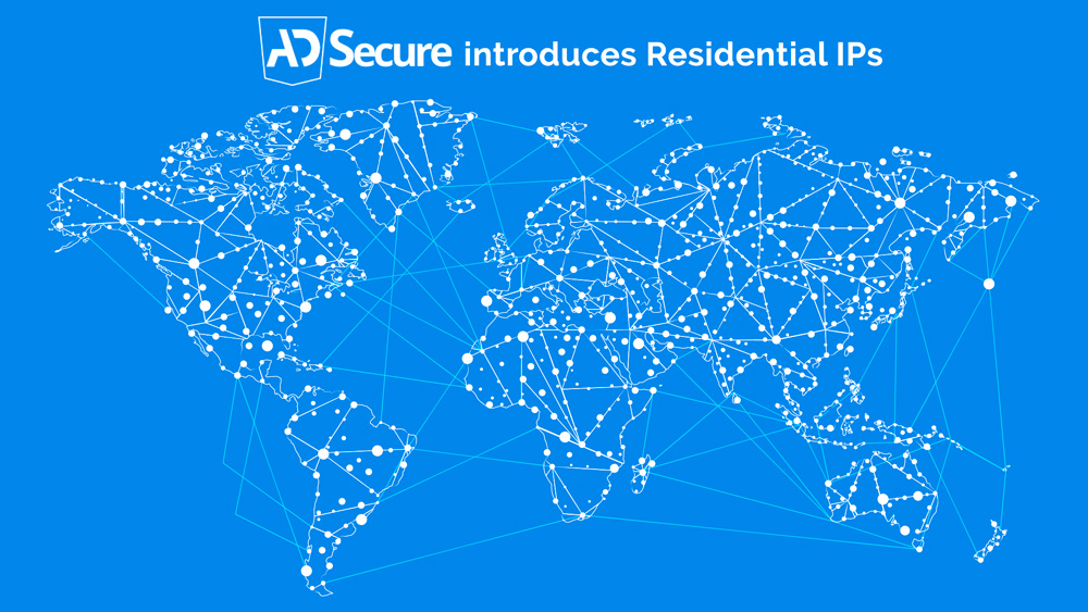 3 reasons to use AdSecure's new Residential IP scanning technology