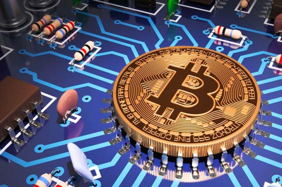 Popularity of mining cryptocurrencies