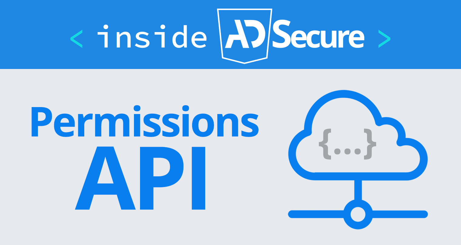 Permissions API AdSecure