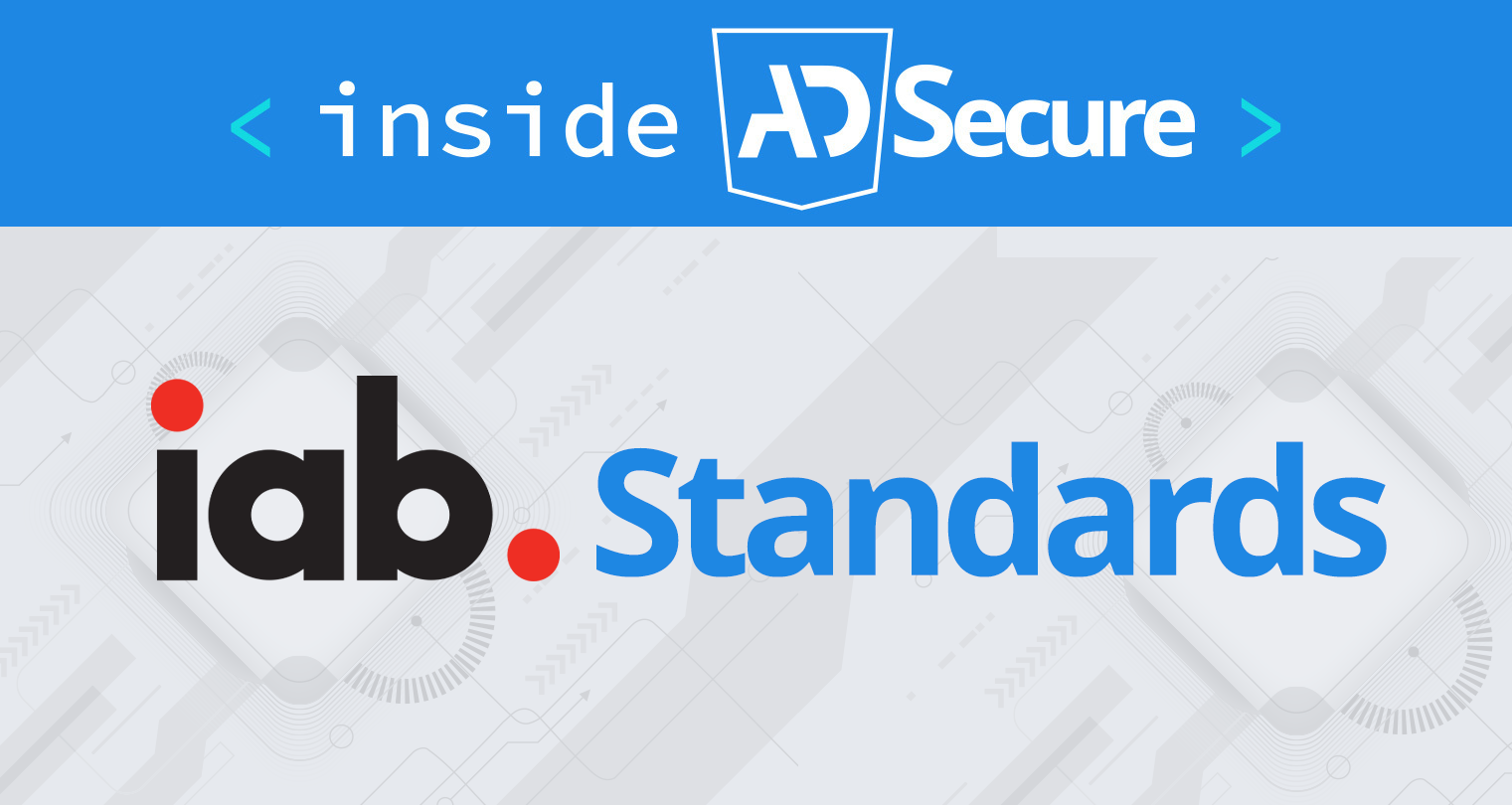 AdSecure IAB Standards