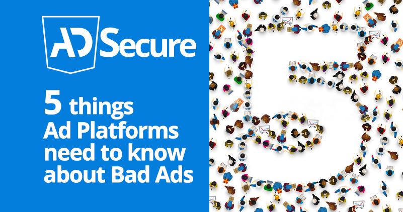 Malvertising and ad platforms